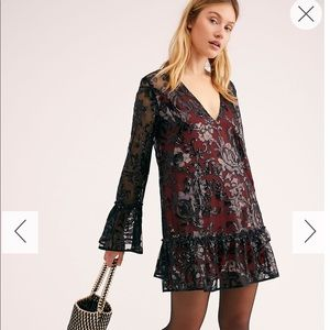 Falling Flower Frock Free People (M)